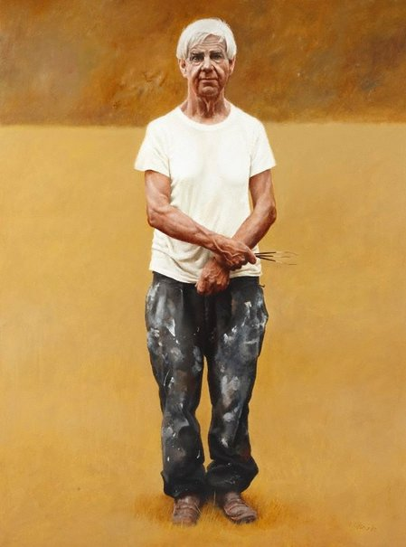 An image of Portrait of Arthur Boyd by Wes Walters