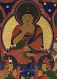 Alternate image of Buddha Amitabha and his pantheon by Unknown