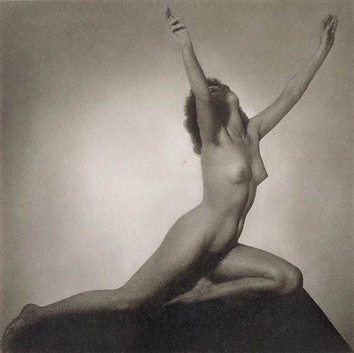 An image of Untitled (Nude study) by Arthur Ernest Chaffer