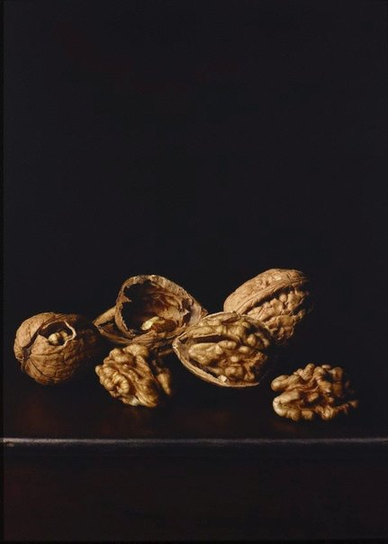 An image of Walnuts by Robyn Stacey