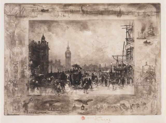 An image of Westminster Bridge