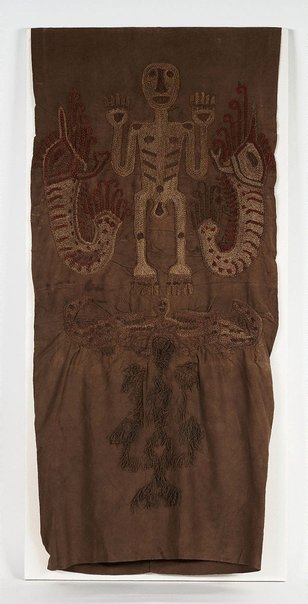 An image of Ceremonial sarong, 'Lau Hada' by