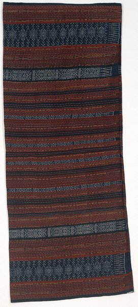 An image of Ceremonial tube sarong by