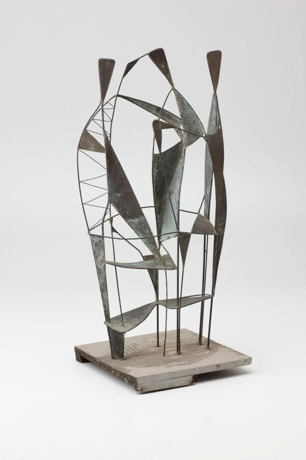 An image of Maquette for the Unknown Political Prisoner International Competition