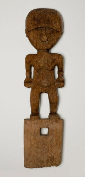 An image of Figure ('hau atoni') by