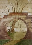 Alternate image of Moon Gate Garden by Roy de Maistre