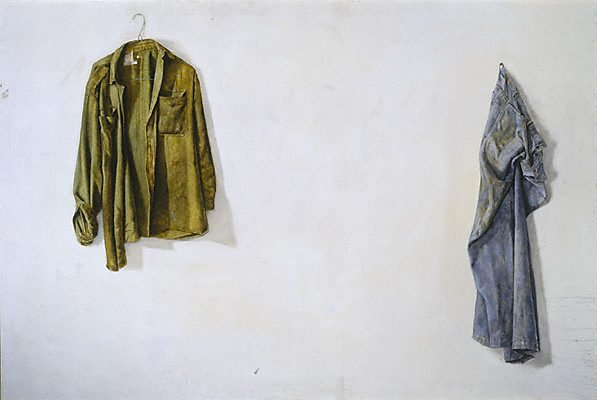 An image of Painting clothes