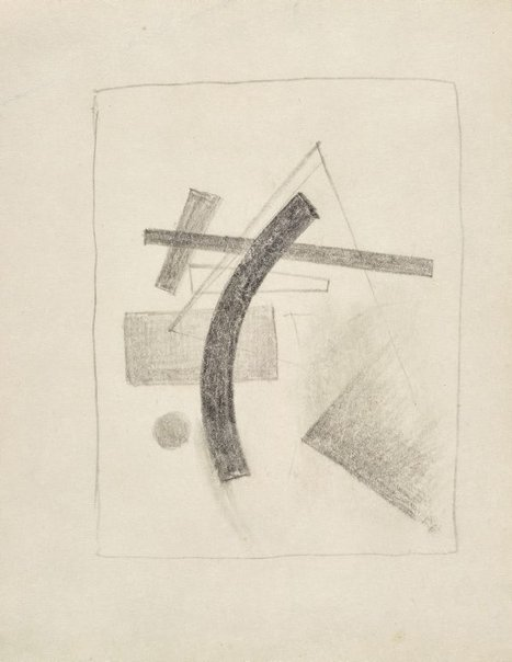 An image of Untitled by Kasimir Malevich