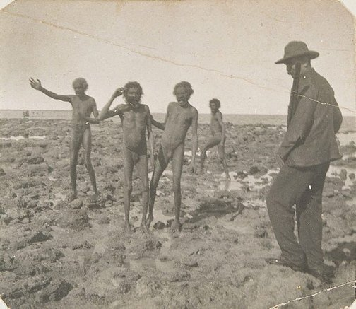 An image of Natives of North Central Queensland by Unknown