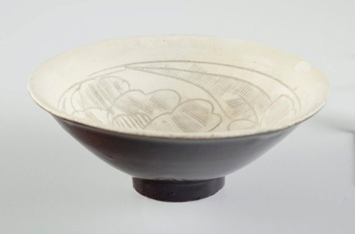 An image of Bowl by Cizhou ware
