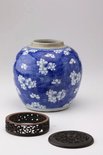 Alternate image of Ginger jar by Jingdezhen ware