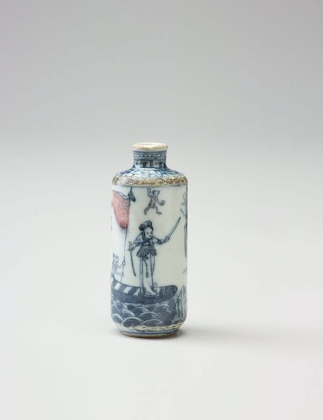 An image of Snuff bottle by