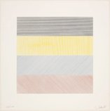 An image of Five silk screen prints by Sol LeWitt