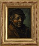 Alternate image of Head of a peasant by Vincent van Gogh