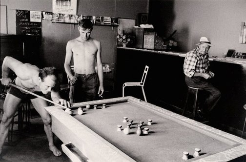 An image of Bar billiards, Lancelin W.A. by David Moore