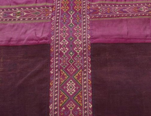 An image of Tube skirt ('Malong landap') by
