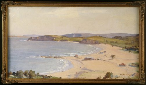 An image of Summer day, Mona Vale by James R Jackson