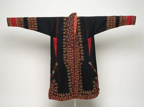 An image of Woman's coat or japon by