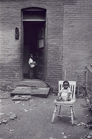 An image of Negro Tenement, Washington DC by David Moore