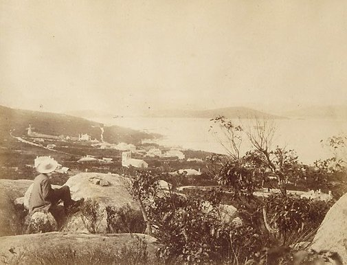 An image of Albany,  King George's Sound Western Australia. New Year's Day by Unknown