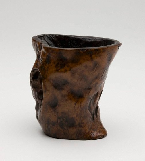 An image of Brush pot by