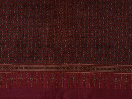 An image of Skirt cloth (sampot chawng kbun) by