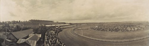An image of Melbourne Cup Flemington, Victoria by Melvin Vaniman