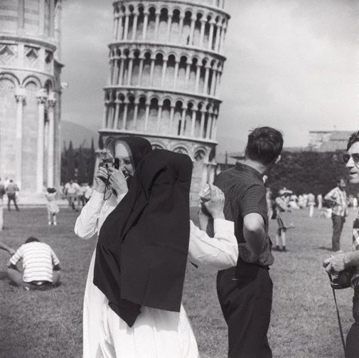 An image of Pisa by John F Williams