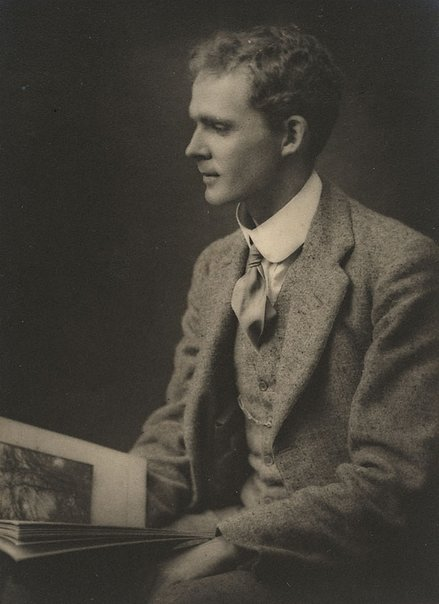 An image of Portrait (Profile of Norman C. Deck) by Harold Cazneaux