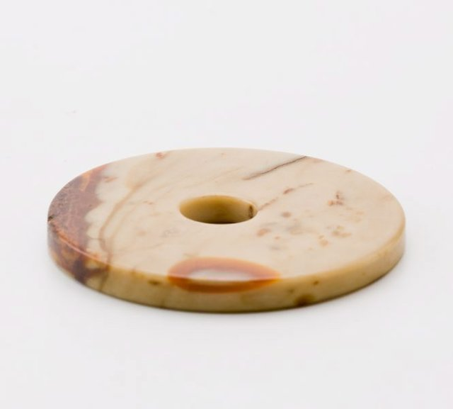 An image of Small jade disc
