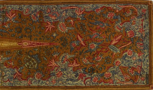 An image of Batik breast wrapper (kemben) by Siang Gwan Tjoa workshop