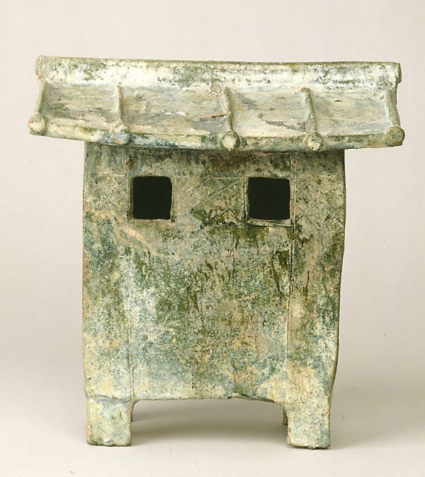 An image of Model of a pavilion