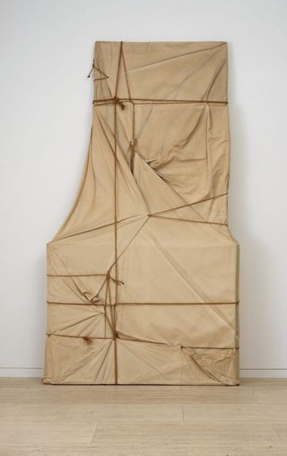 AGNSW collection Christo Wrapped Paintings (1968) 249.2011