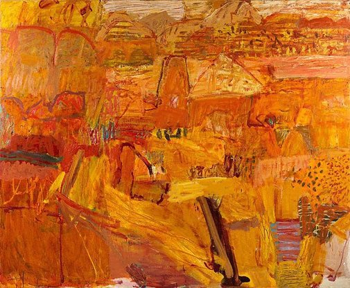 An image of Arkaroola landscape by Elisabeth Cummings