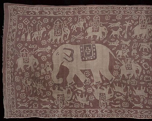 An image of M'aa cloth by