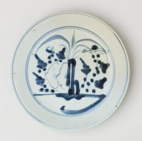 An image of Kitchen Qing dish with landscape design