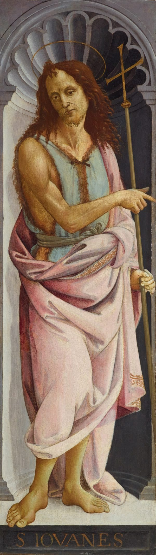 An image of Saint John the Baptist