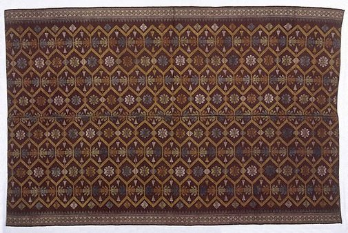An image of man's skirtcloth ('kereng') by