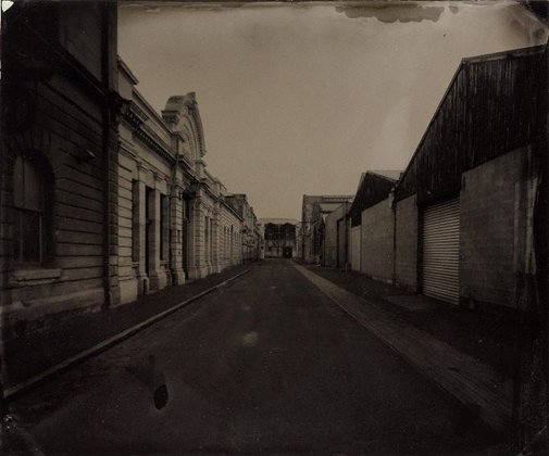 An image of A dead end by Ben Cauchi