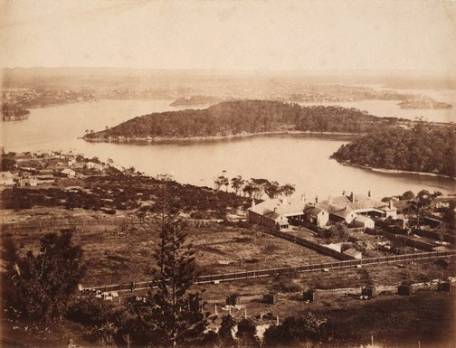 An image of Holtermann's Exposition NSW Scenery no 2 by Charles Bayliss