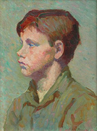 An image of (Portrait of a boy)