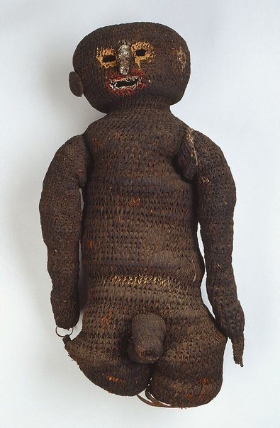 An image of Yupini (fertility figure) by