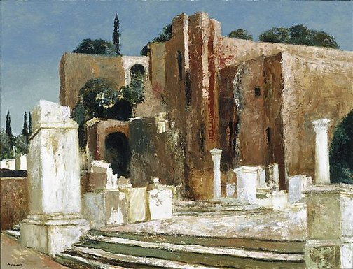 An image of Forum, Rome by Sali Herman