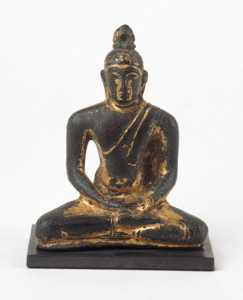 An image of Seated Buddha by