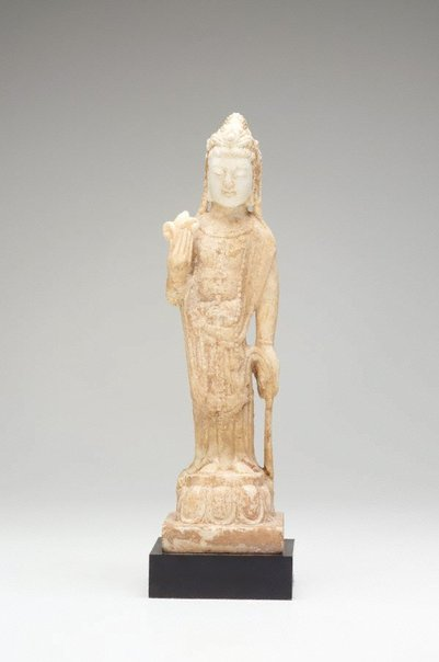 An image of Bodhisattva by