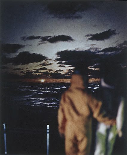 An image of Untitled (Ken and Barbie, Sunset) by Anne Zahalka