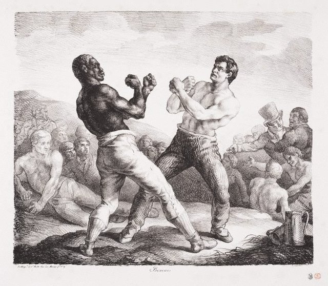 An image of The boxers