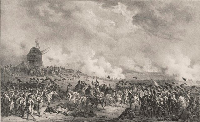 An image of Battle of Valmy
