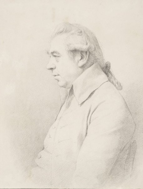 An image of Sir Joseph Banks by Sir Nathaniel Dance-Holland