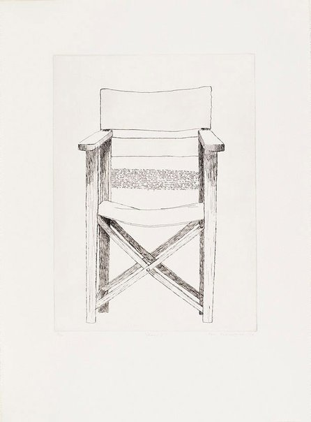 An image of Chair I by Bea Maddock